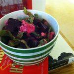 Leandra Walker Beetroot Salad (Image Chiropractic Place, Darwin)