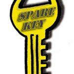 Spare Key (Key by Fritz Park via Flickr)