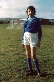Steve Davis – Soccer Player