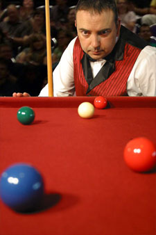 Steve Davis – Snooker Champion