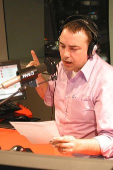 Steve Davis journalist radio announcer Adelaide