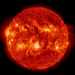 The Sun thanks to NASA
