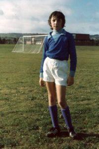 Steve Davies soccer footballer