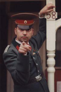 Steve Davis army adelaide