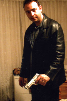 Steve Davis – Spam Assassin