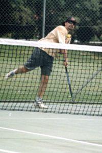Steve Davis Cup Tennis Memorial Drive