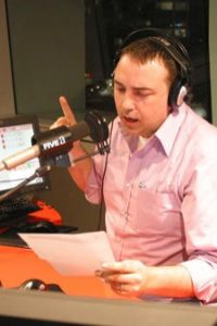 Steve Davis journalist radio announcer Adelaide
