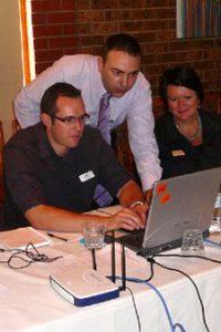 Steve Davis web 2-0 consultant