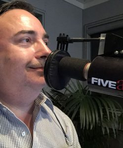 steve davis radio announcer and journalist
