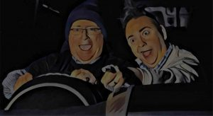 2 Cats Drove Into The Cuckoo's Nest - Ralf Hadzic and Steve Davis at Adelaide Fringe 2020